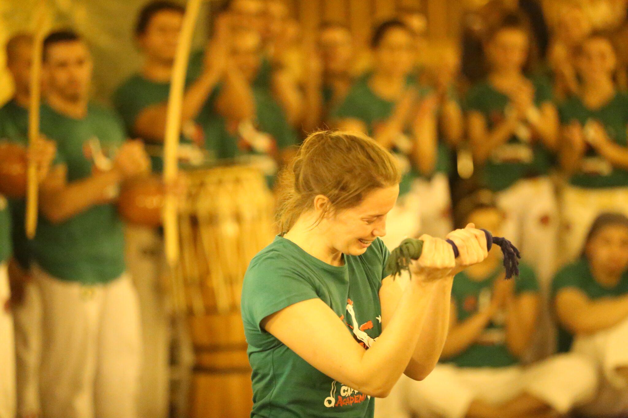 Rachel - Graduada 'Amazona'