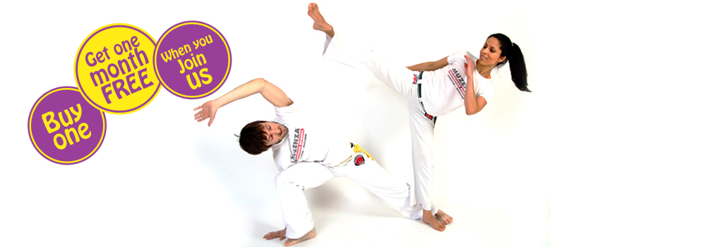 Capoeira London one month free