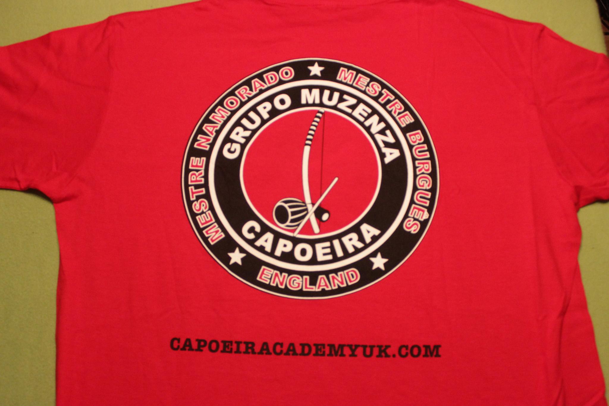 Capoeira_Tshirt_Adult